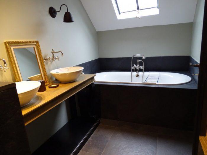 La ferme du Château – Salle de bain