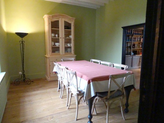 La ferme du Château – Salon