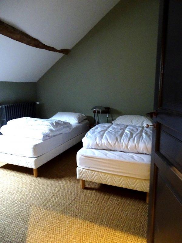 La ferme du Château – Chambre