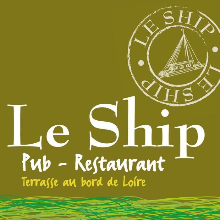 LE SHIP – Logo
