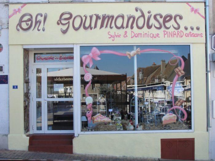 oh gourmandises…